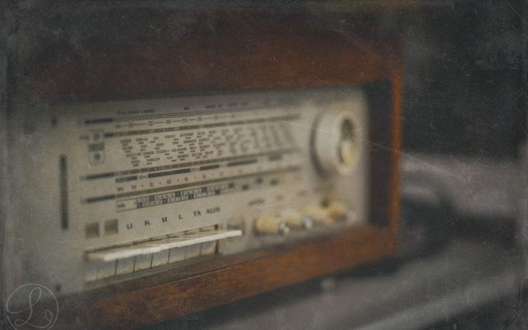 Thomas Paterski to the studio Radio Three