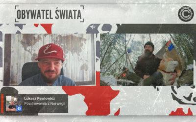 Obywatel Świata – Live z Tomaszem Paterskim